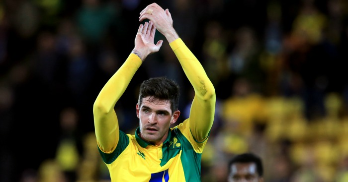 Kyle Lafferty: Hoping to leave Norwich before window shuts