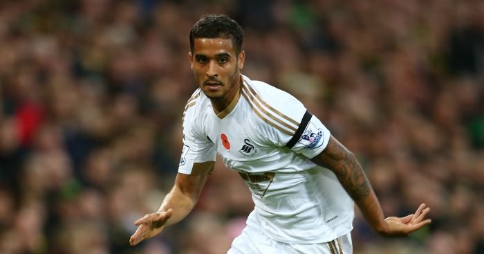 Kyle Naughton: Swansea City hope he'll be available against Watford