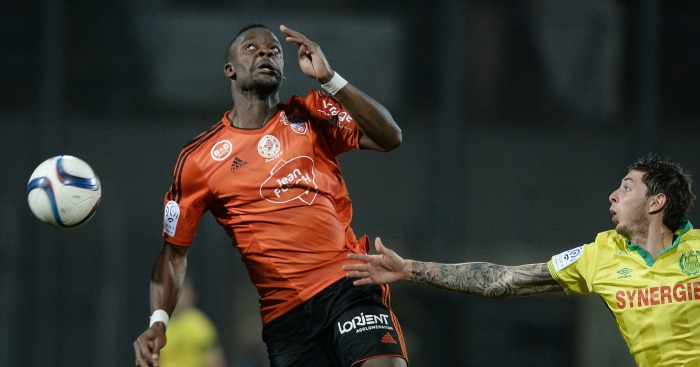 Lamine Kone: Defender spent five years at Lorient