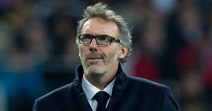 Laurent Blanc: PSG manager linked with Manchester United