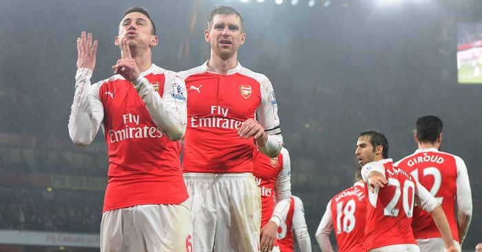 Laurent Koscielny: Hoping to enjoy more home wins