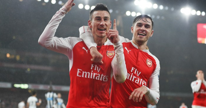 Laurent Koscielny: Arsenal knock back Manchester United approach