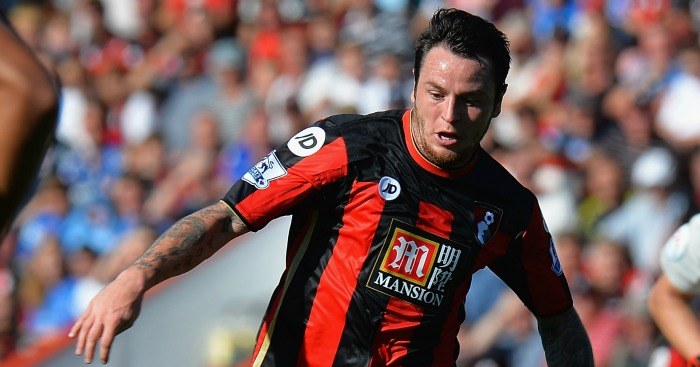Lee Tomlin: Has joined Bristol City on loan from Bournemouth
