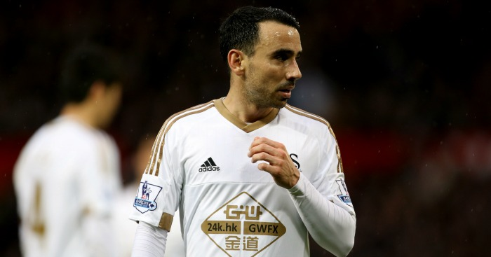 Leon Britton: Turned down Championship offers to stay at Swansea City