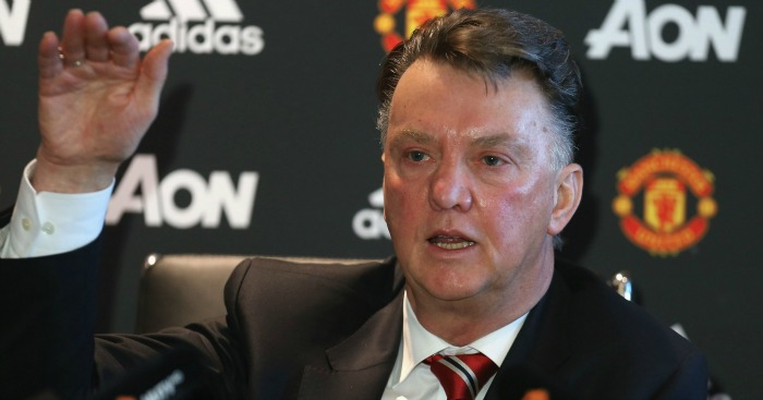 Louis van Gaal: Nothing bizarre about his comments