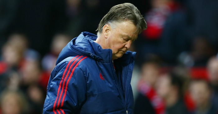 Louis van Gaal: Offered to quit after Saturday's defeat to Southampton