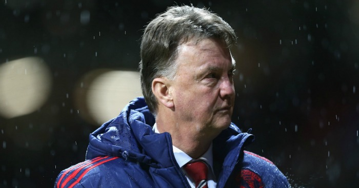 Louis van Gaal: Struggling to impress with his team