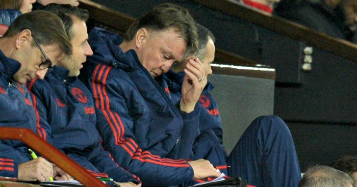 Louis van Gaal: Admitted mistakes