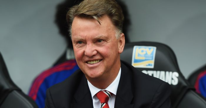 Louis van Gaal: Planning to enjoy Valentine's Day