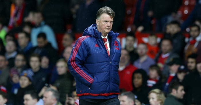 Louis van Gaal: Another low for Manchester United manager