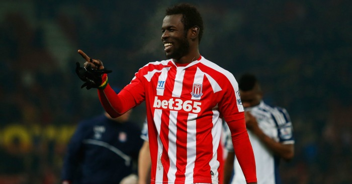 Mame Diouf: Stoke City striker has good record against West Brom
