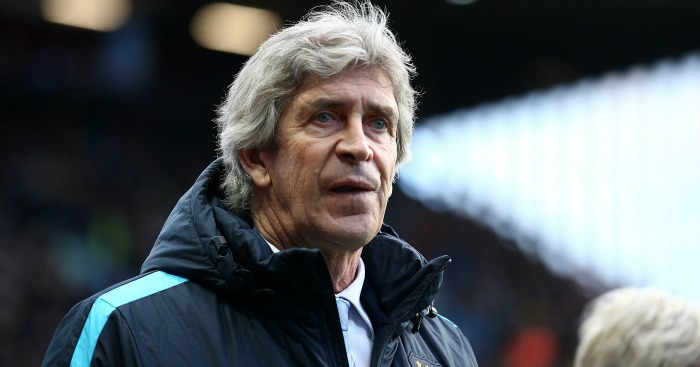Manuel Pellegrini: Given verdict on Champions League draw
