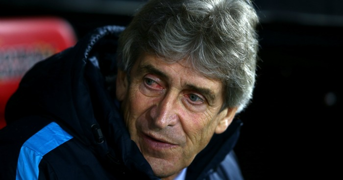 Manuel Pellegrini: Manager delighted with City comeback