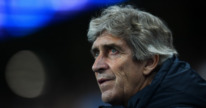 Manuel Pellgrini: Manager to stick to attacking philiosophy