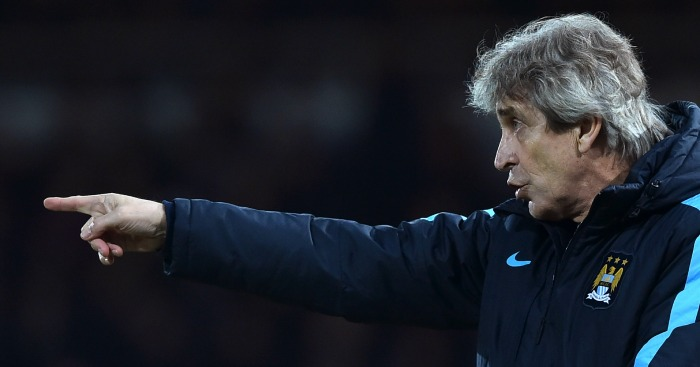 Manuel Pellegrini: Rued Manchester City's lapses in concentration