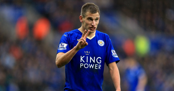Marc Albrighton: Enjoying Leicester's title chase