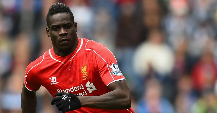 Mario Balotelli: Still in talks with Nice