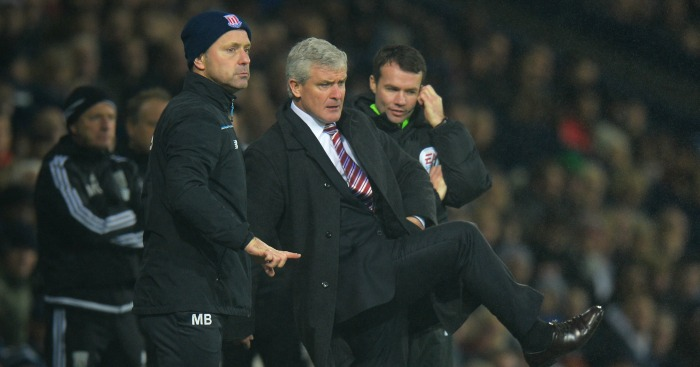 Mark Hughes: Manager feels red card was turning point