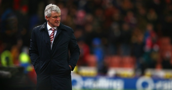 Mark Hughes: Confident Stoke City can beat Arsenal again