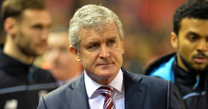 Mark Hughes: Wants more creation
