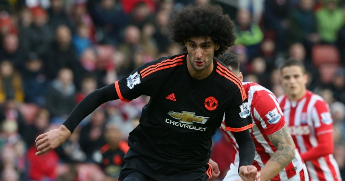 Marouane Fellaini: Midfielder likely to stay at Old Trafford