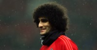 Marouane Fellaini: Has emerged as a key player under Mourinho