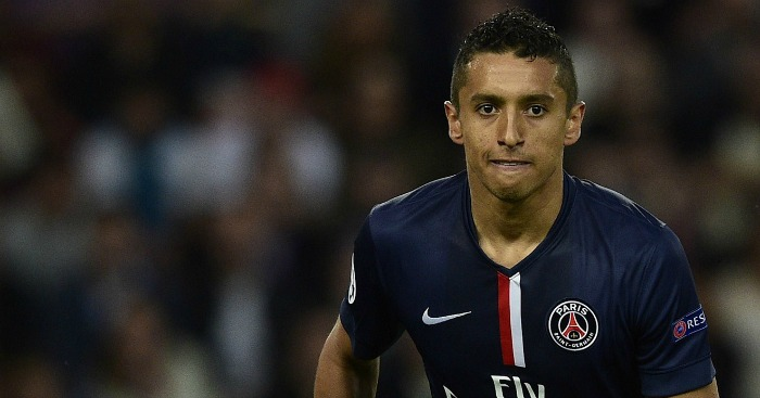 Marquinhos: Linked with trio of clubs
