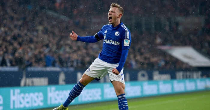Max Meyer: Starlet has caught the eye at Schalke