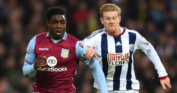 Micah Richards: Battles with James McClean