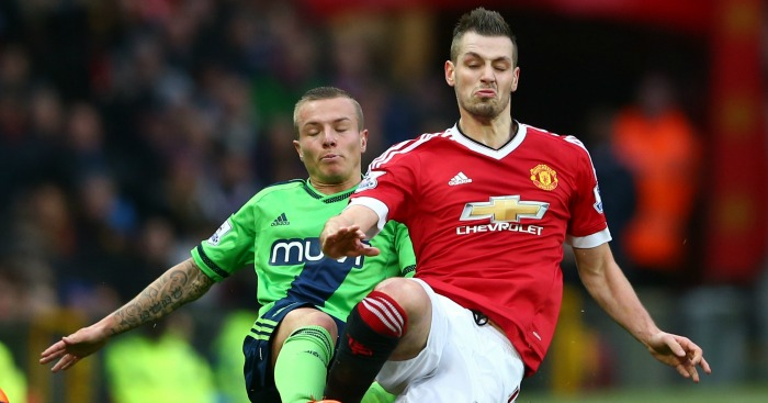 Morgan Schneiderlin: Battles with Jordy Clasie