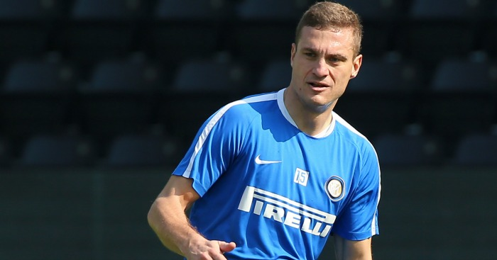 Nemanja Vidic: Decided to retire