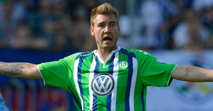 Nicklas Bendtner: Linked with Newcastle move