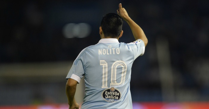 Nolito: Celta Vigo striker linked with Arsenal