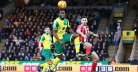 Sebastien Bassong: Clears from Shane Long