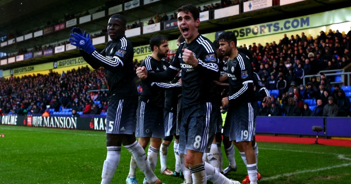 Chelsea: Tipped to finish in top six by Harry Redknapp