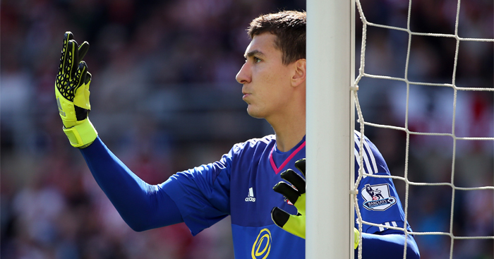 Costel Pantilimon: Has joined Watford from Sunderland