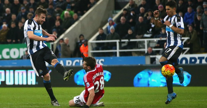 Paul Dummett: Left-back rescued a point in six-goal thriller