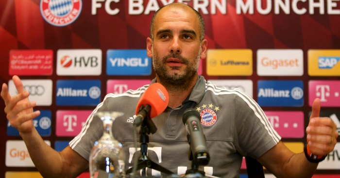 Pep Guardiola: Will give youth a chance