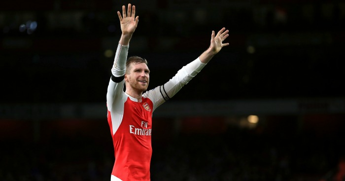 Per Mertesacker: Says Arsenal are more 'resistant' these days