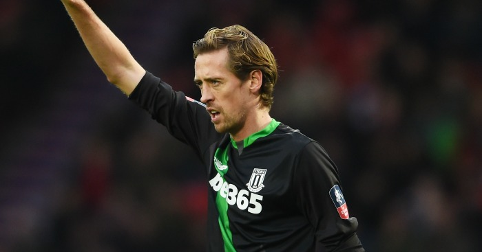 Peter Crouch: Opened the scoring