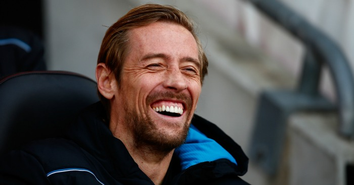 Peter Crouch: Limited chances this season