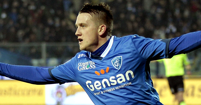 Piotr Zielinski: Linked with move to Liverpool