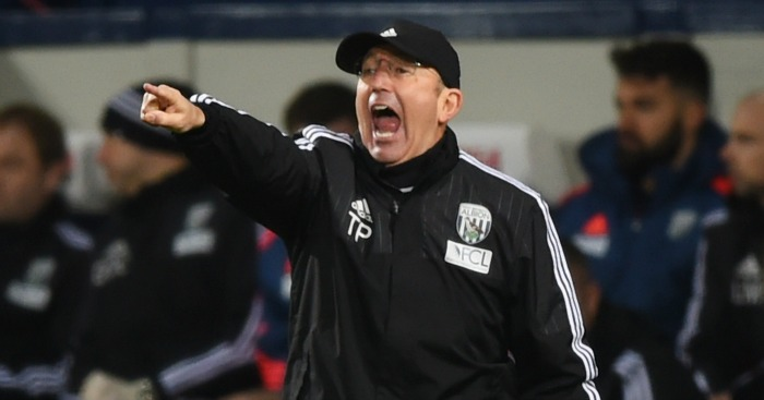 Tony Pulis: Lamented his side's attacking play