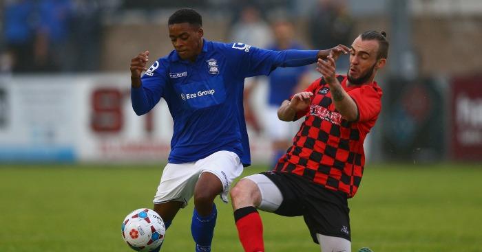 Reece Brown: Midfielder appeared 11 times for Birmingham