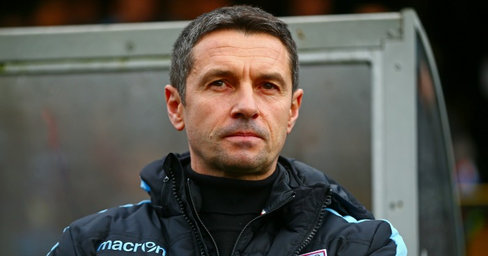 Remi Garde: Aston Villa boss struggling to make signings