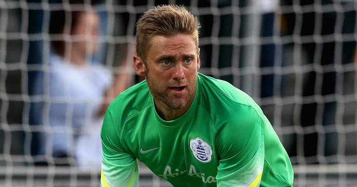 Rob Green: Linked with Liverpool switch