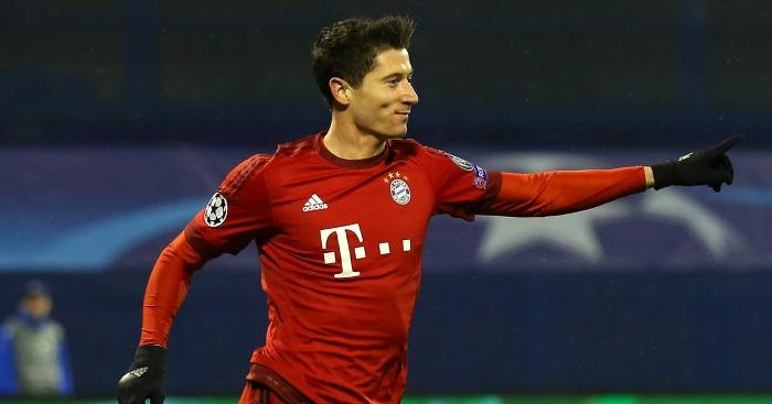 Robert Lewandowski: Reportedly considering Bayern Munich future