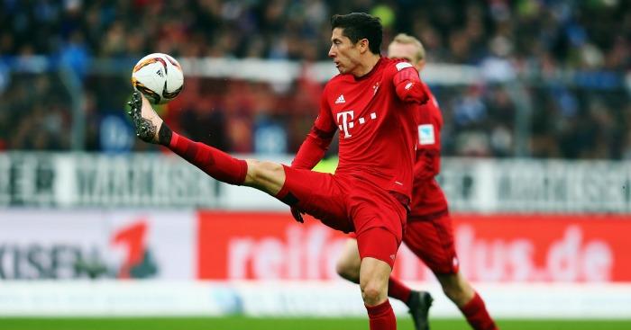 Robert Lewandowski: Striker wanted by host of clubs
