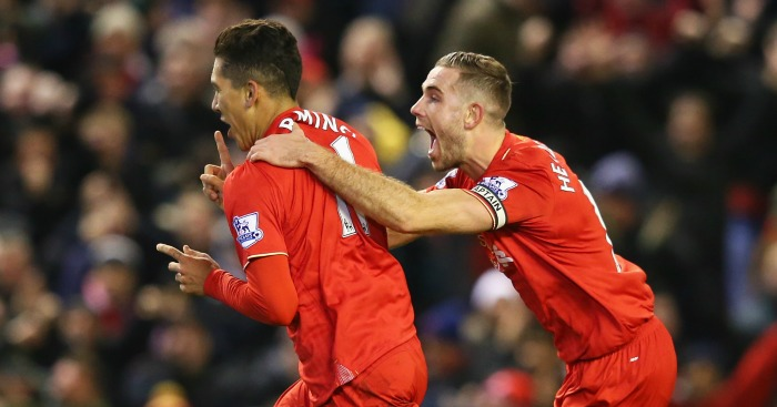 Roberto Firmino: Cause for optimism for Liverpool fans