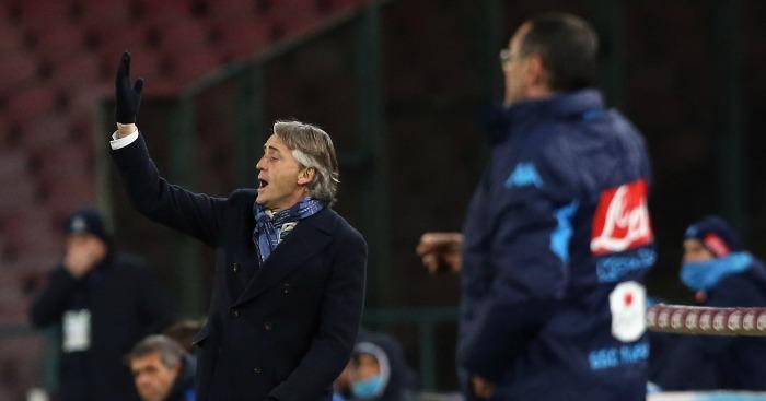 Roberto Mancini: Accused Maurizio Sarri of being racist